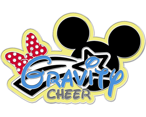 Cheerleading Pin